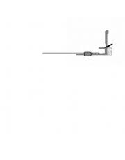 Профиль ПВХ примыкающий оконный с армирующей сеткой 6 мм 2,4 м с МАНЖЕТОЙ УПЛОТНИТЕЛЬНОЙ