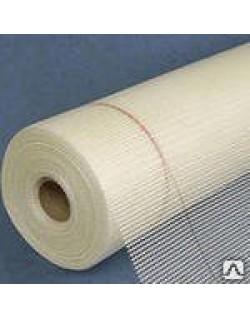 сетка стеклотканевая крепикс 10х10 сско 80 гр. (для наливных полов) баутекс