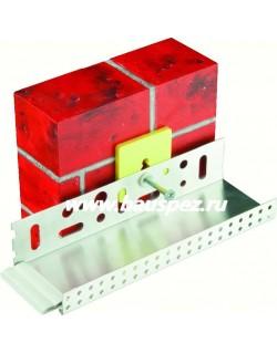 компенсатор для цокольных профилей пвх 5 мм