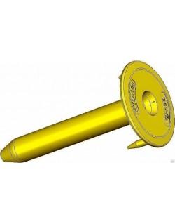 кровельный телескопический держатель ktd-120 (шип) бау-фикс