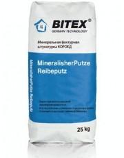 Штукатурка декоративная BITEX (короед, шуба) MineralischerPUTZ 25 кг